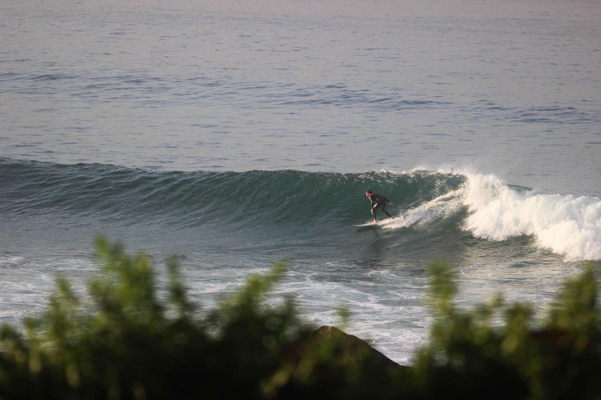 Wellenreiten Surfcamp Marokko
